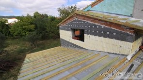 Roof proofing