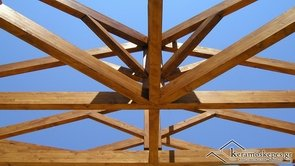 Wooden roofs